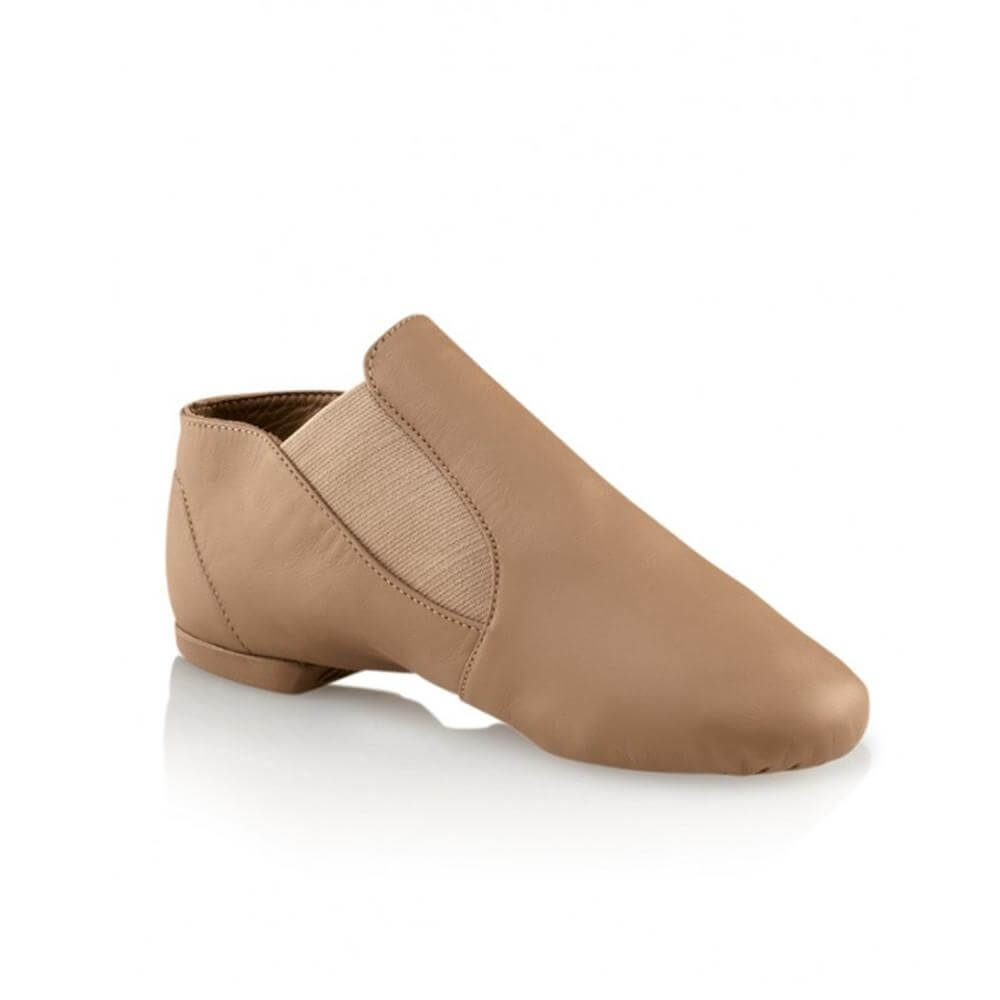 Capezio Child Split Sole Slip-On Jazz Ankle Boot