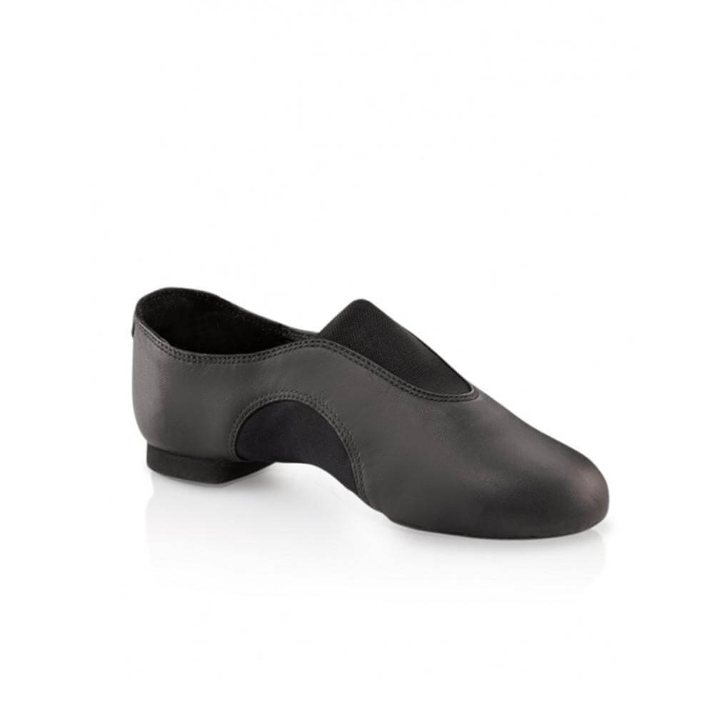 Capezio Adult Slip-On V Jazz Low Jazz Shoe