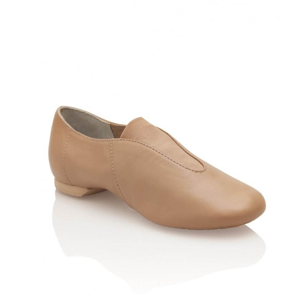 Capezio CP05C CP05C Child Slip-On Show Stopper Jazz Shoe