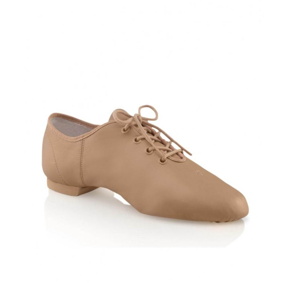 Capezio EJ1C Child Lace Up E-Series Oxford Jazz Shoe