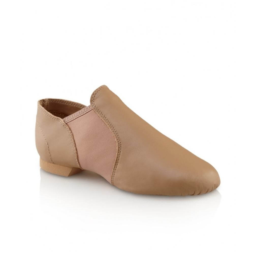 Capezio Adult E-Series Slip On Jazz Shoe