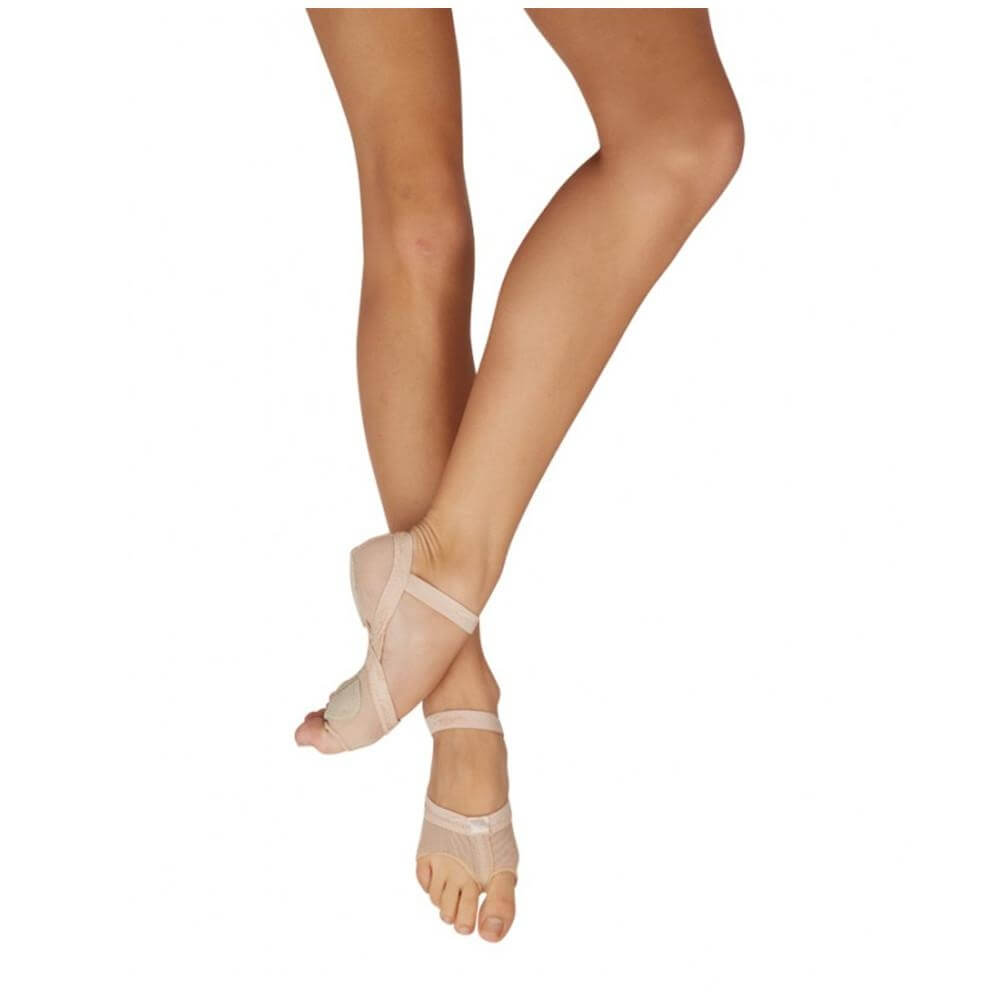Capezio Adult Full Body footUndeez Lyrical Half Sole