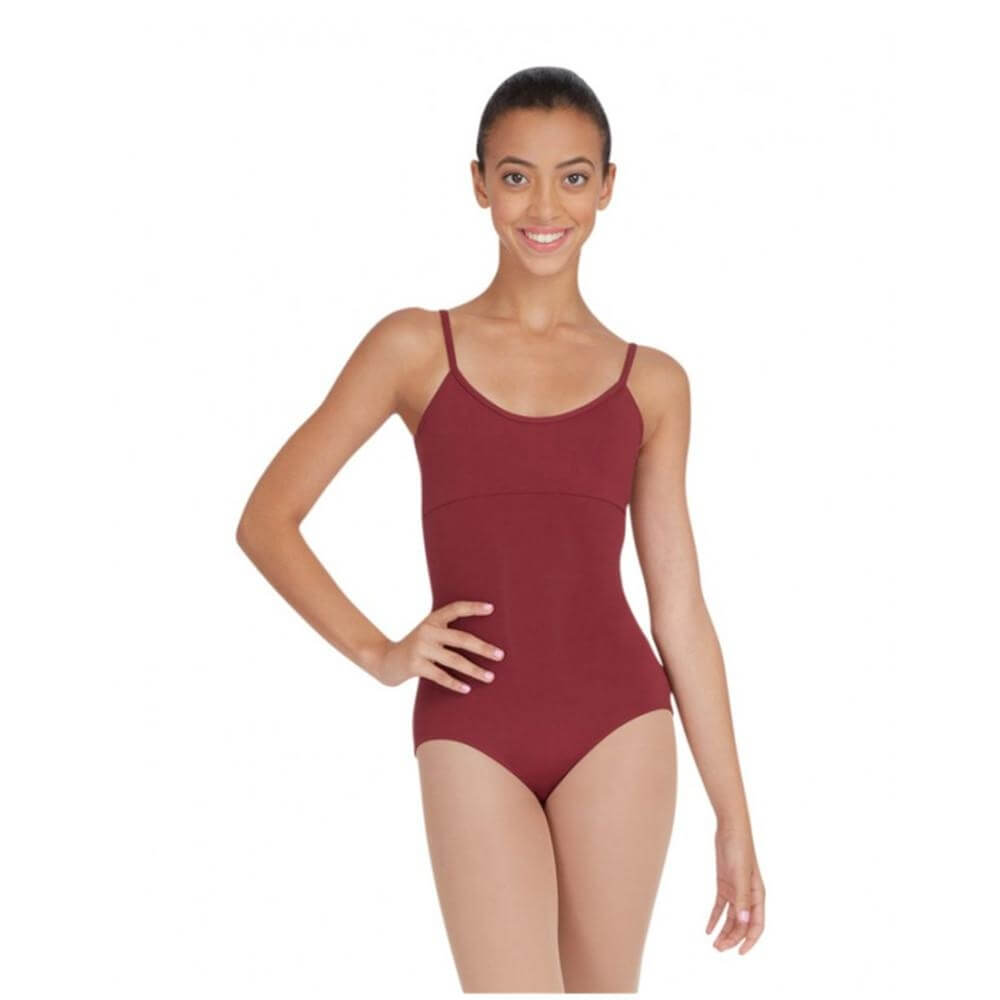 Capezio Adult Camisole Leotard w/Twist Back