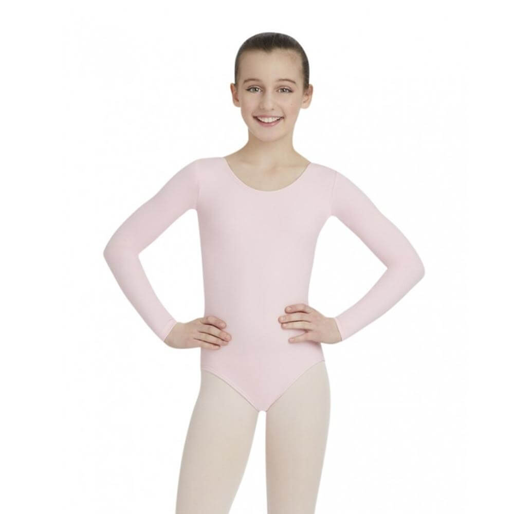 Capezio Child Long Sleeve Leotard
