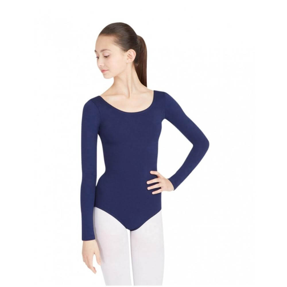74f15f6e69f Capezio Adult Long Sleeve Leotard