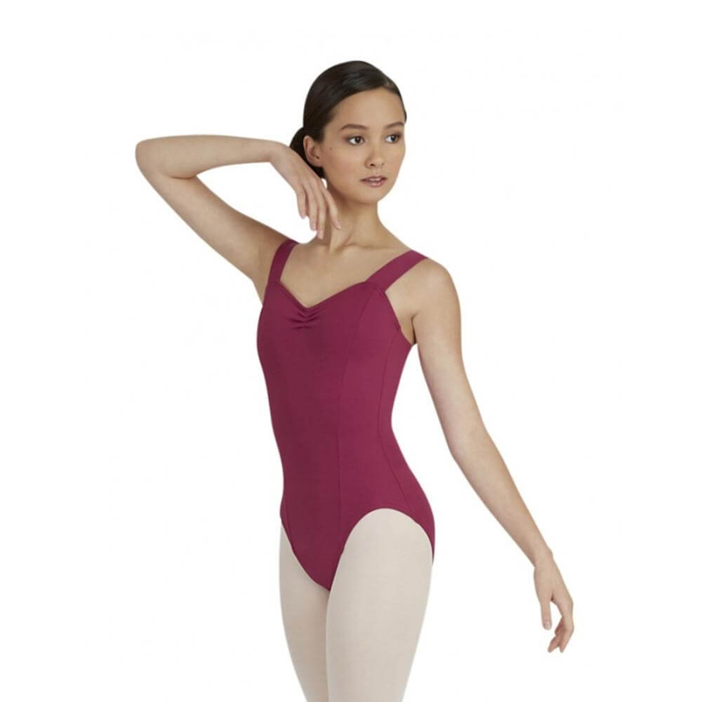 Capezio Adult Wide Strap Leotard