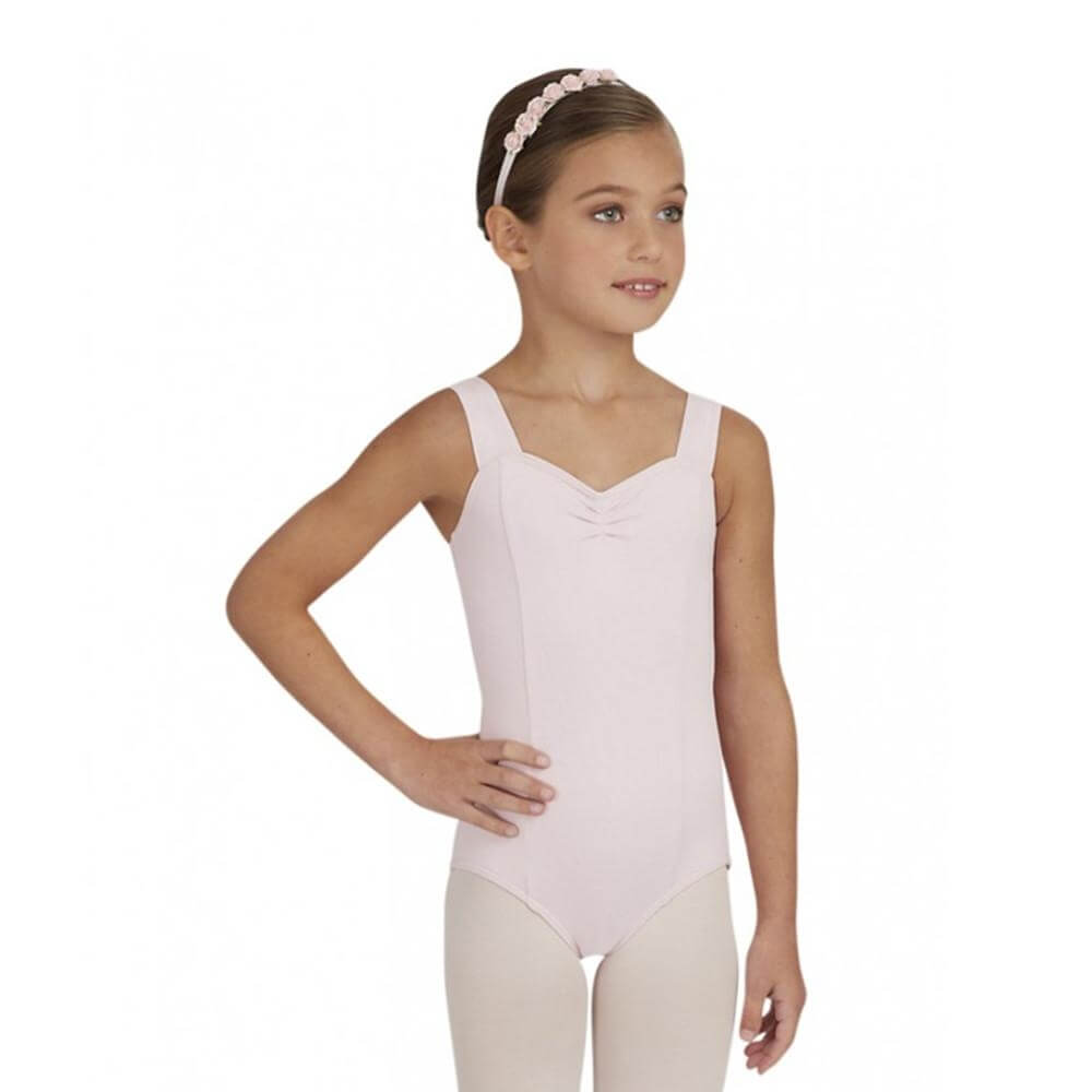Capezio Child Wide Strap Leotard