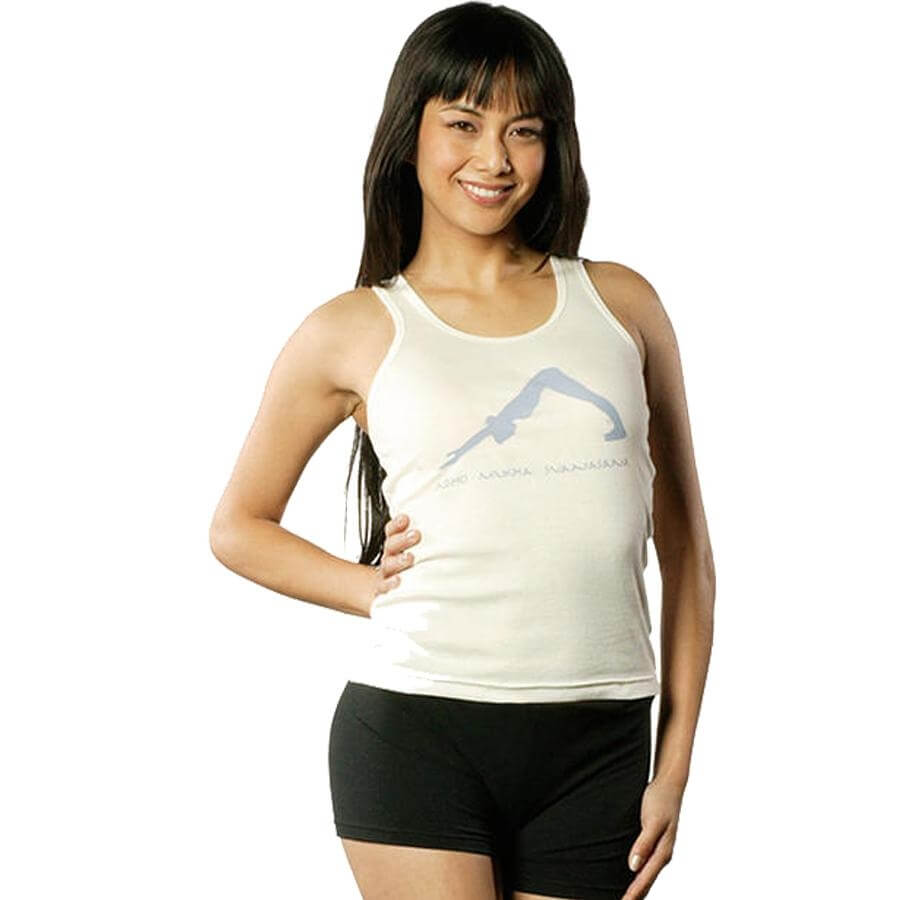 "Chakras by Didi Women's ""Downward Facing Dog"" Classic Tank"