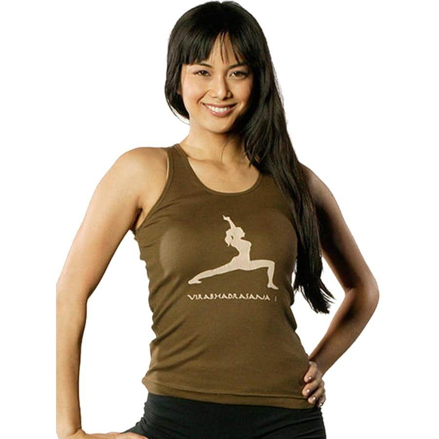 "Chakras by Didi Women's ""Warrior One"" Classic Tank"