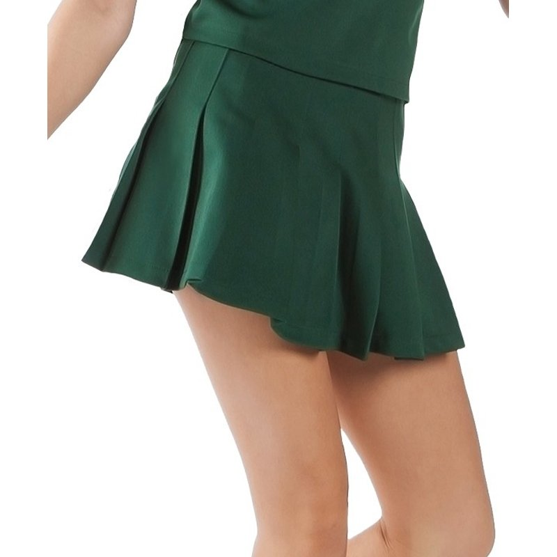 Cheer Fantastic Solid 16-Pleat Skirt CF2122S