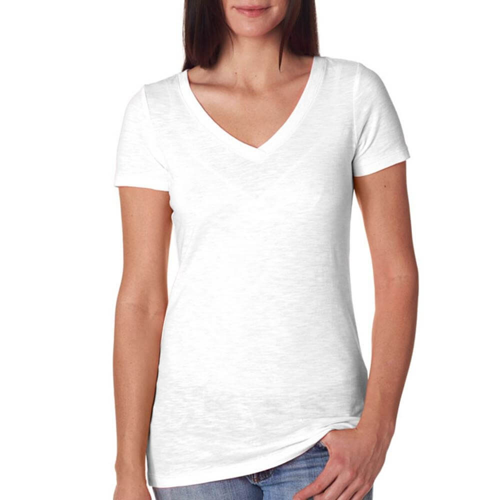 "Covet Adult ""Dancer Hashtag"" V-neck Tee"