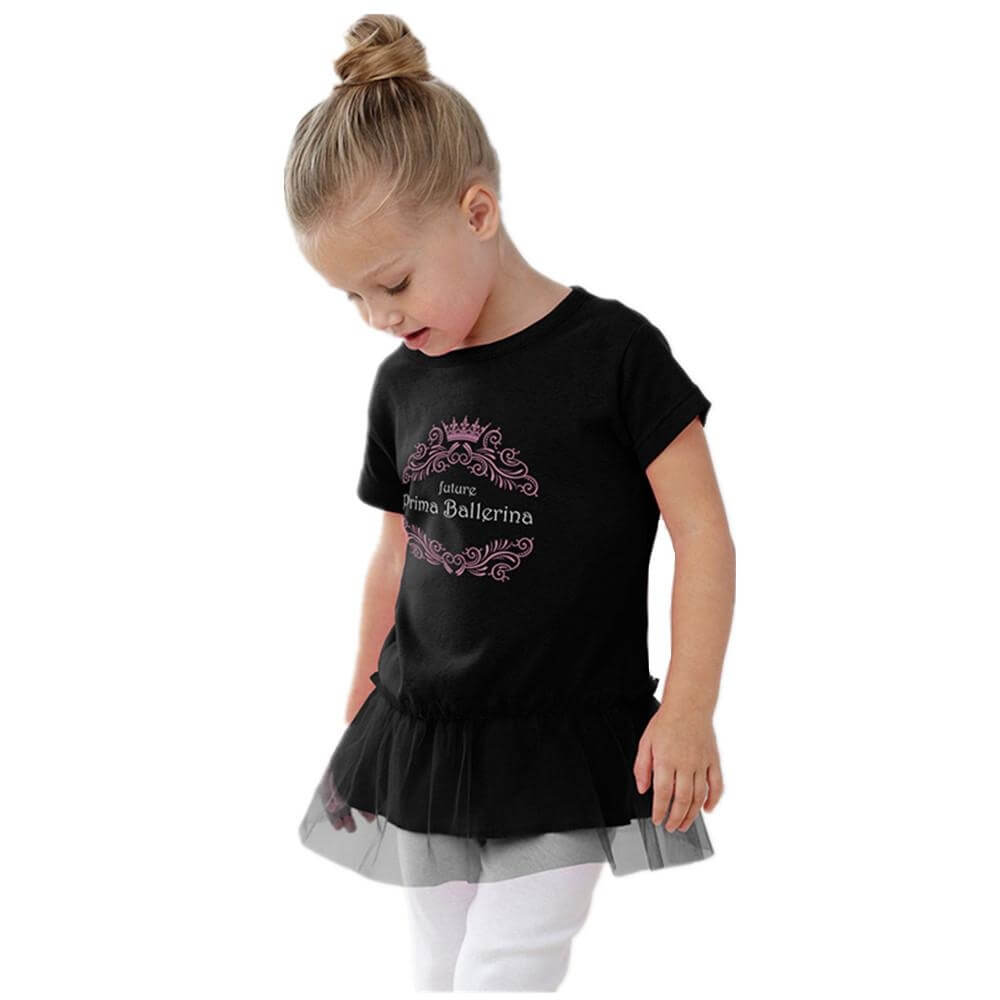 "Covet Child ""Future Prima Ballerina"" Tutu Tunic"