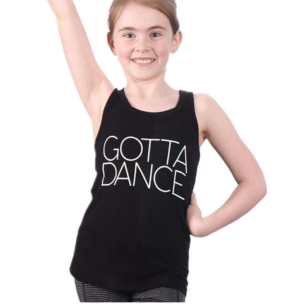 "Covet Child ""GOTTA DANCE"" Tank Top"
