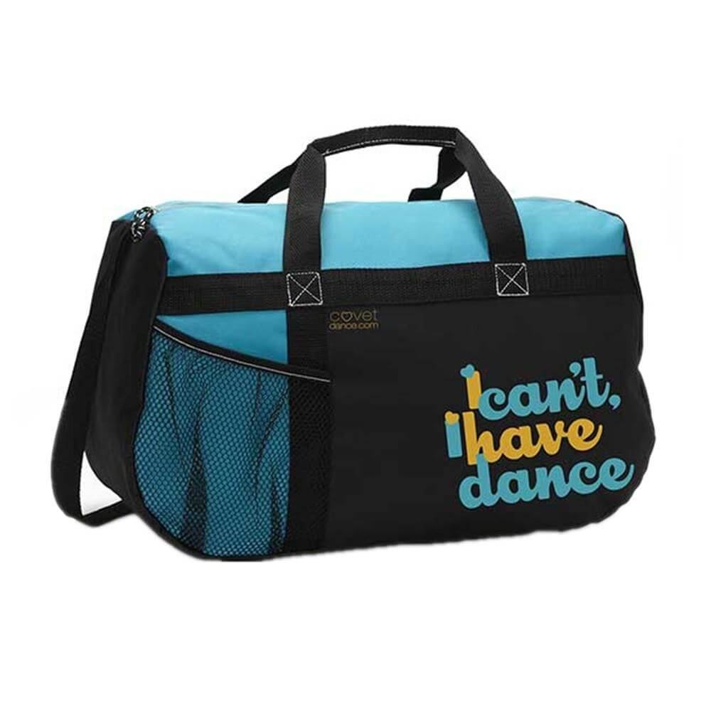 "Covet ""I Can\'t, I Have Dance\"" Duffel Bag"