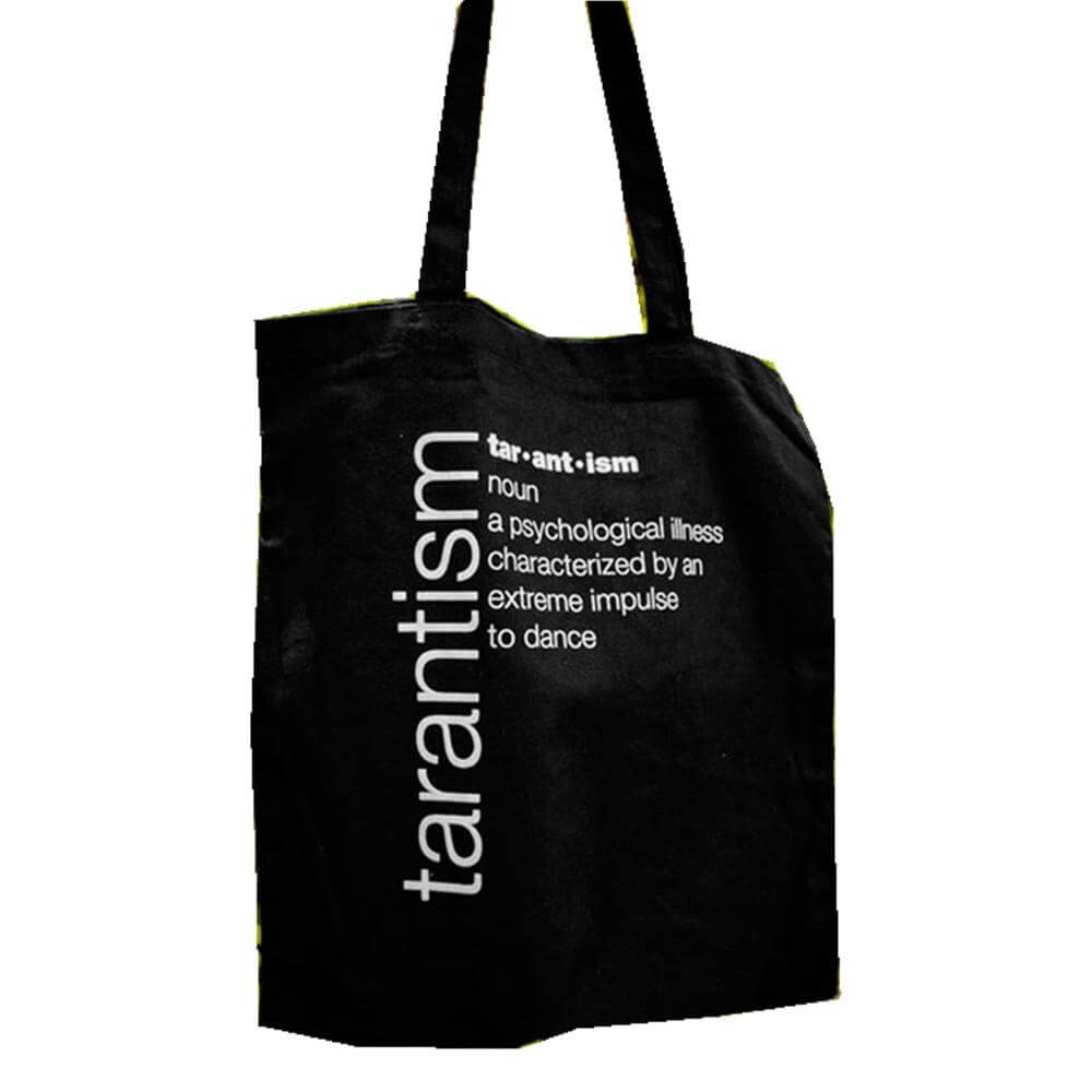 "Covet ""Tarantism"" Tote Bag"