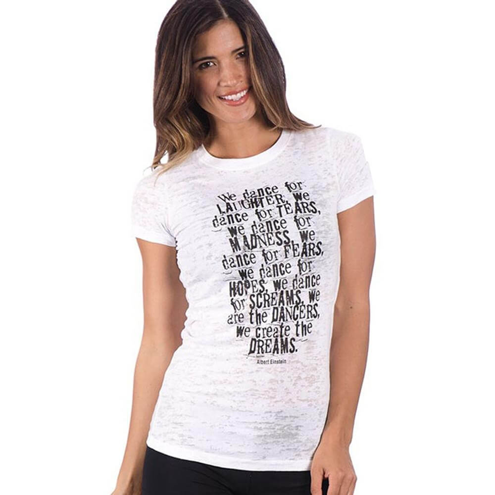 "Covet Adult ""We Are The Dancers"" Tee"