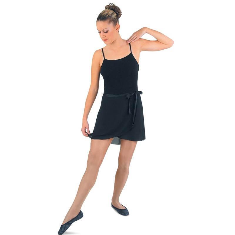 Danshuz Adult Chiffon Classic Skirt