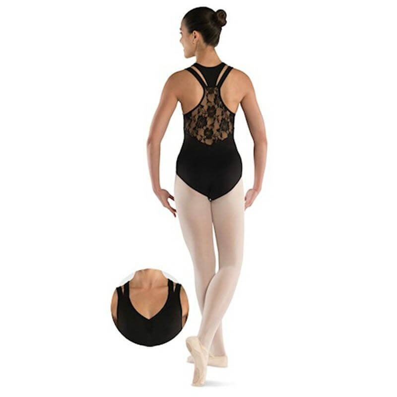 Danshuz Adult Racer Back Leotard