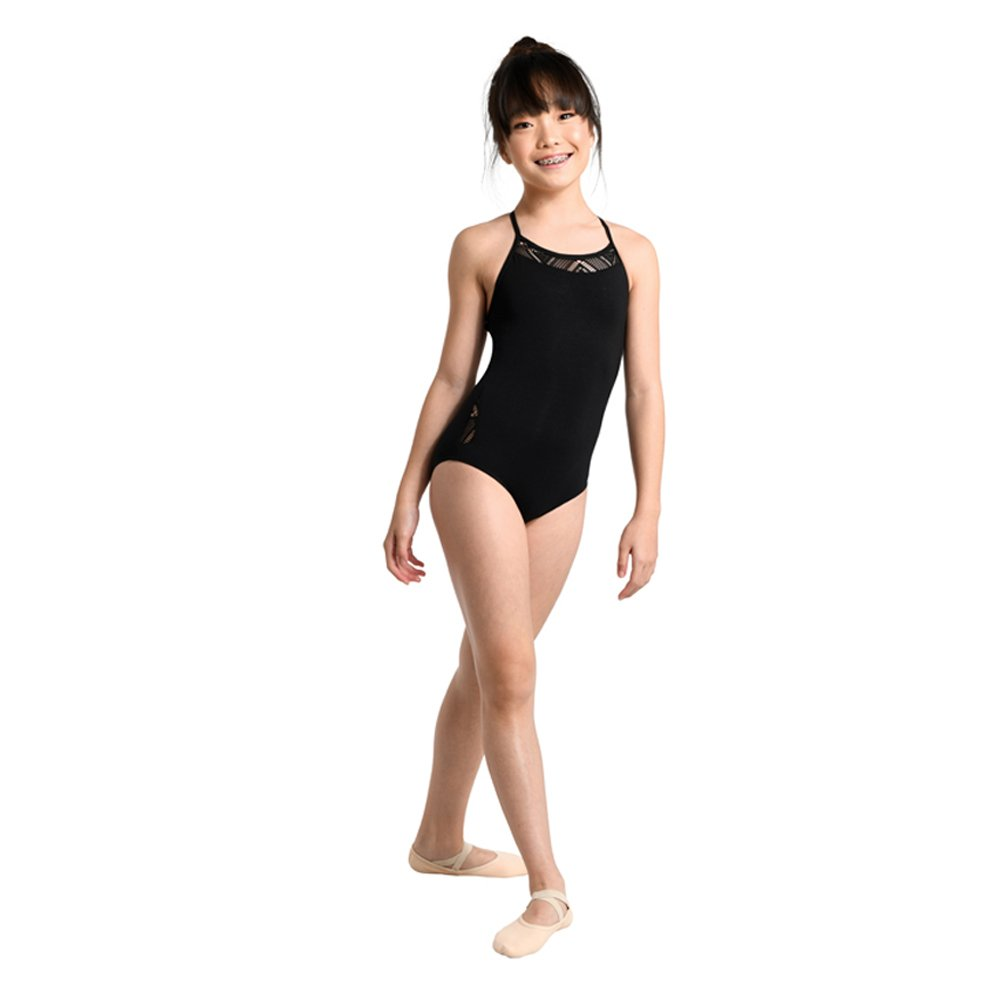 Danshuz Chlid Cotton blend Leotard