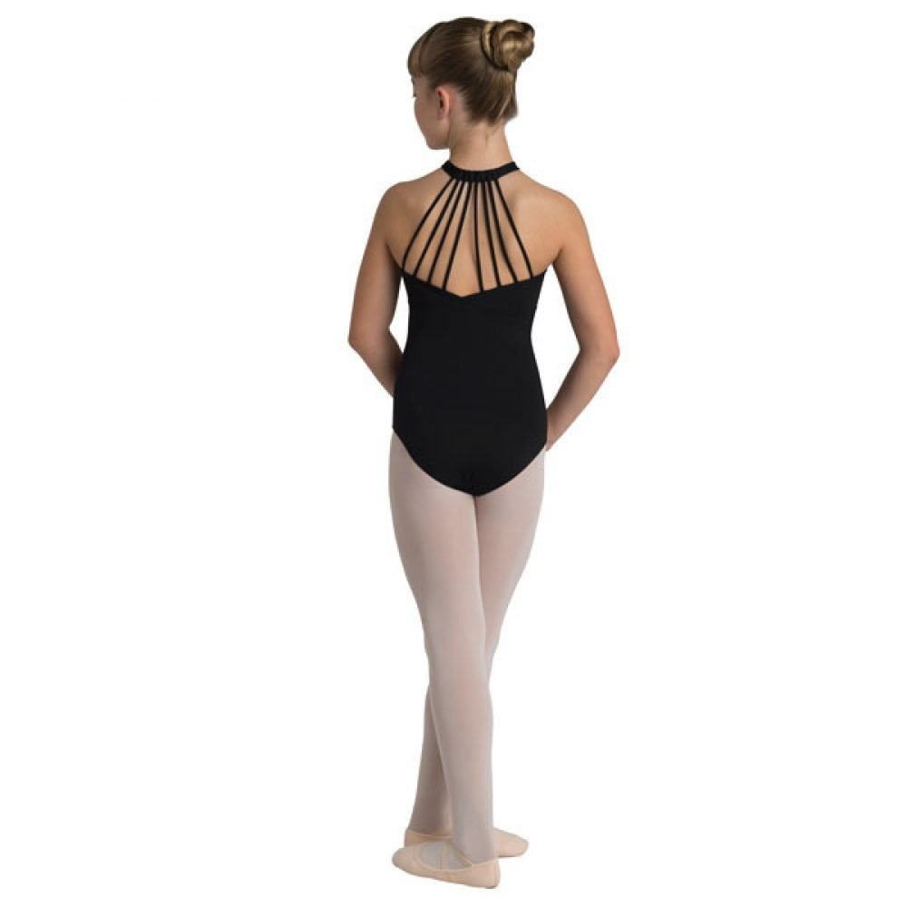 Danshuz V-Back Multi Strap Child Leotard