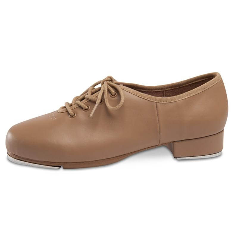 Danshuz Slammer Leather Lace Up Tap Shoe