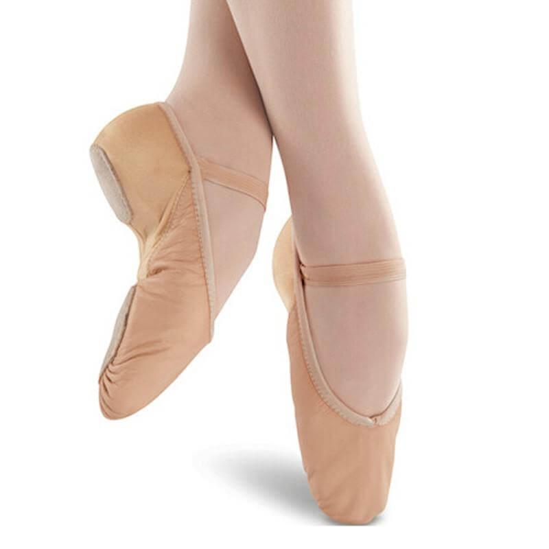 Danshuz Stretch Split Sole Ballet Slipper