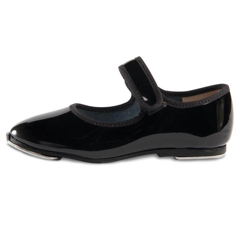 Danshuz Child Velcro Tap Shoe