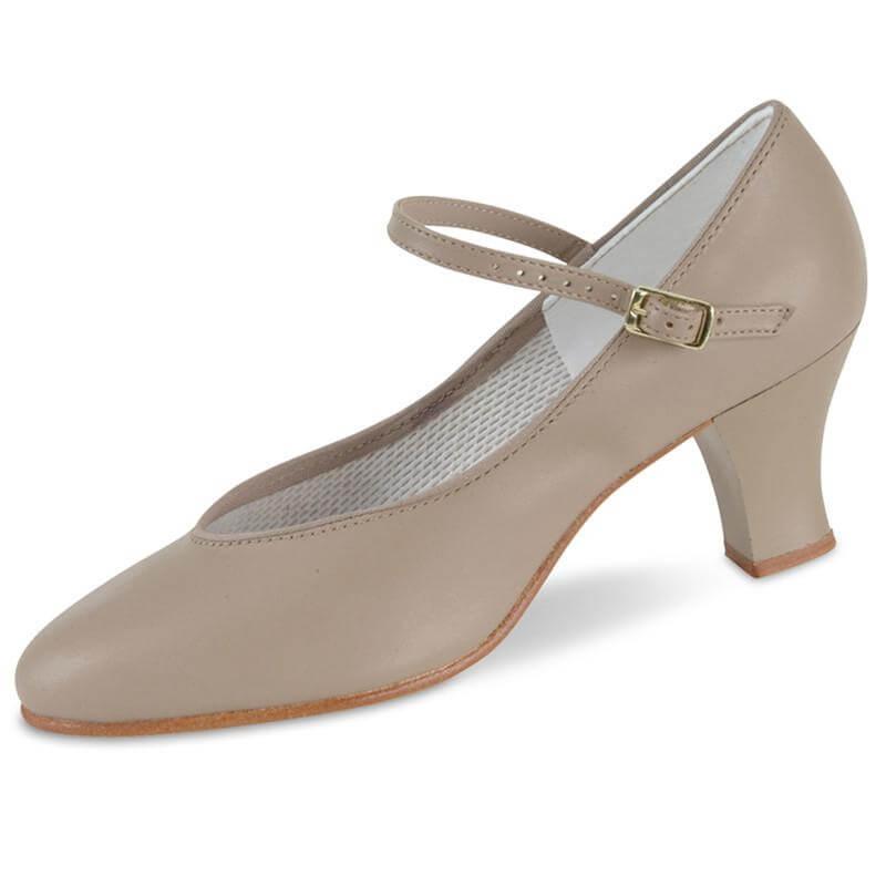 """Danshuz 2"""" Heel Musical Comedy Character Shoe"""