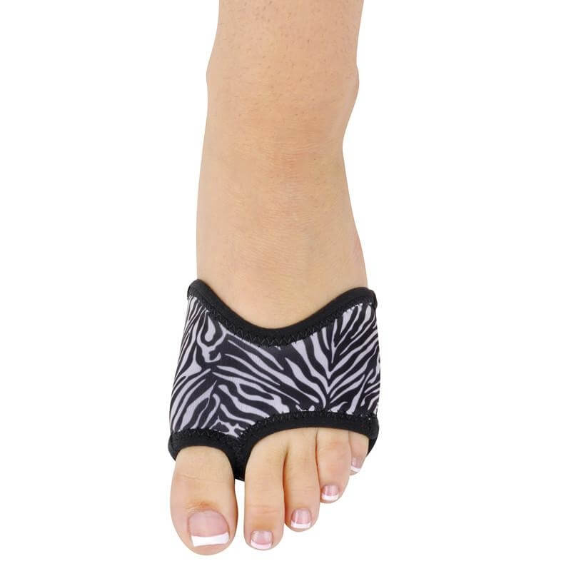 Danshuz Neoprene Animal Print Half Sole