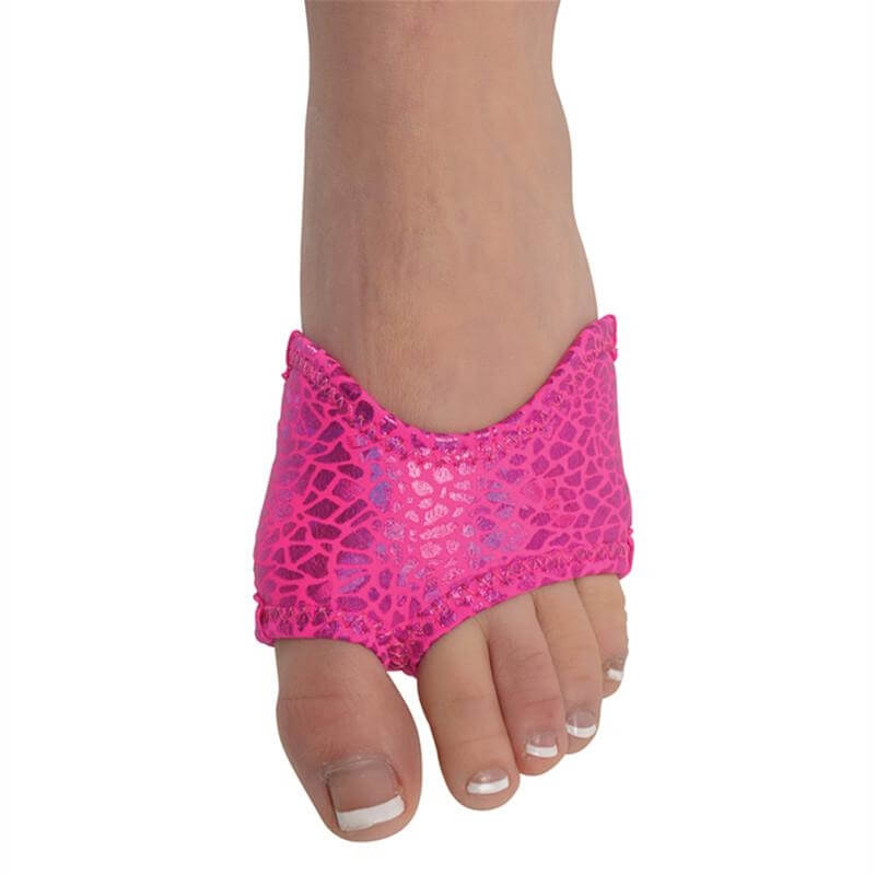 "Danshuz ""New Sparkle Prints"" Neoprene Print Half Sole"