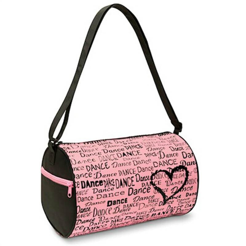 Danshuz Dance is in My Heart Duffel Bag ef724d44b8224