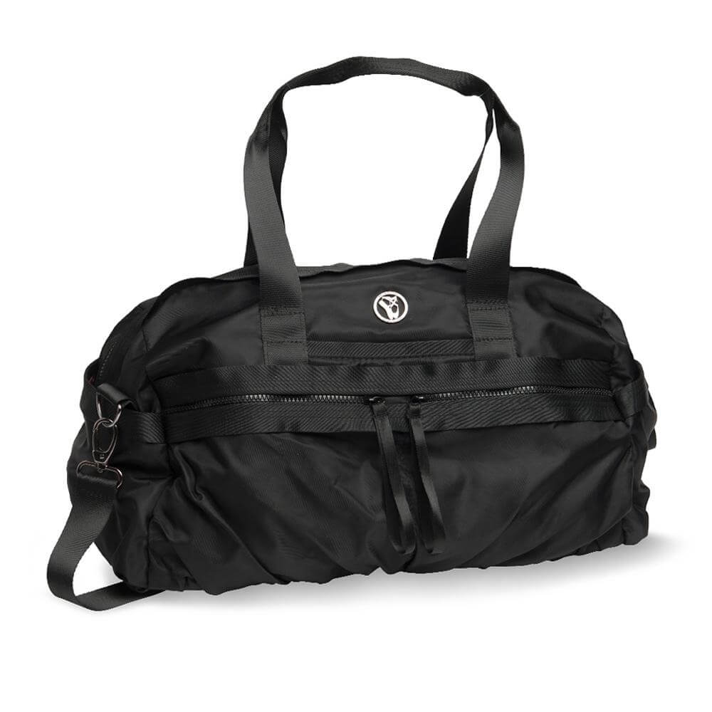 "Danshuz ""Classic Duffle"" Soft Durable Microfiber Fabric Bag"