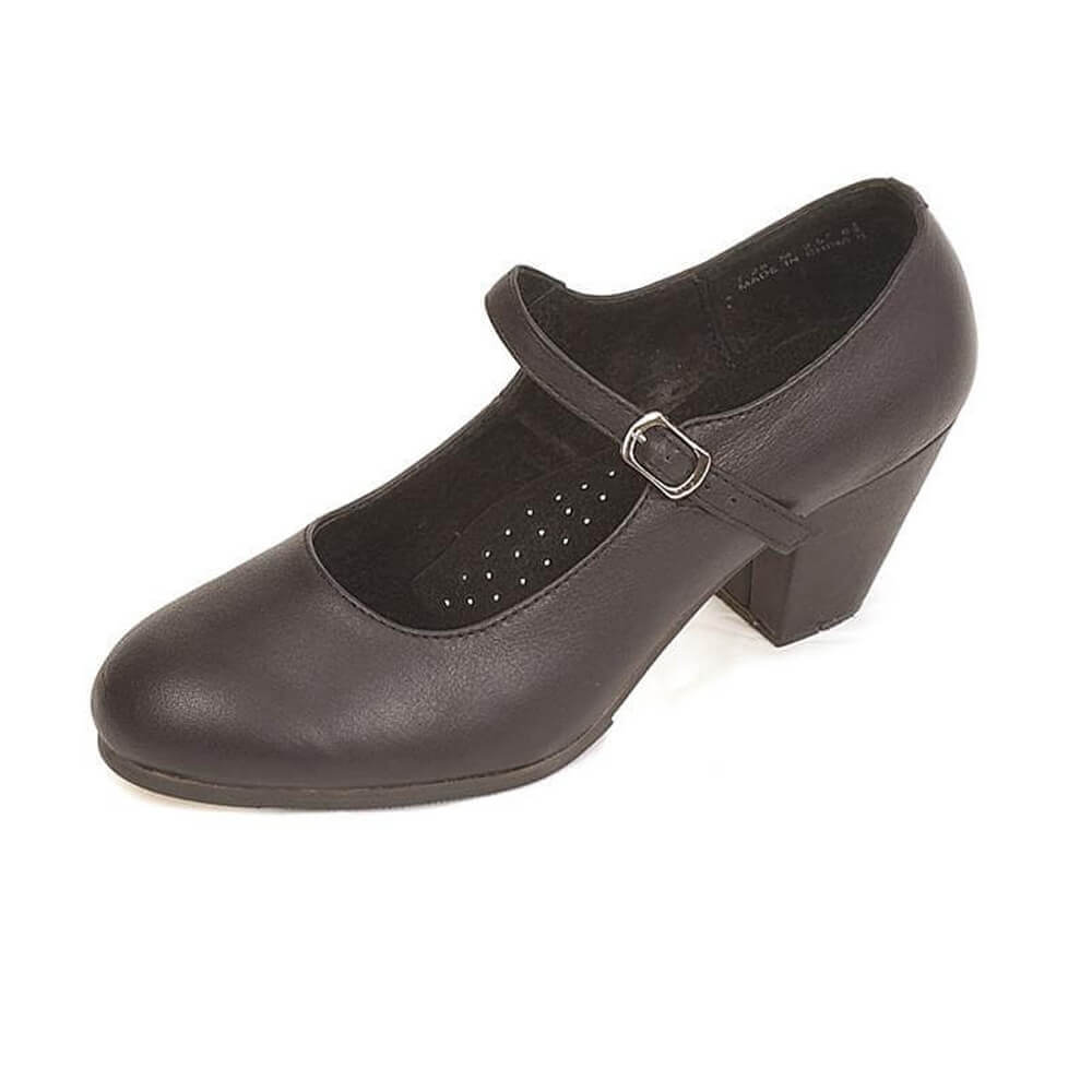 "Dimichi Adult ""ELENA"" Flamenco Shoe"