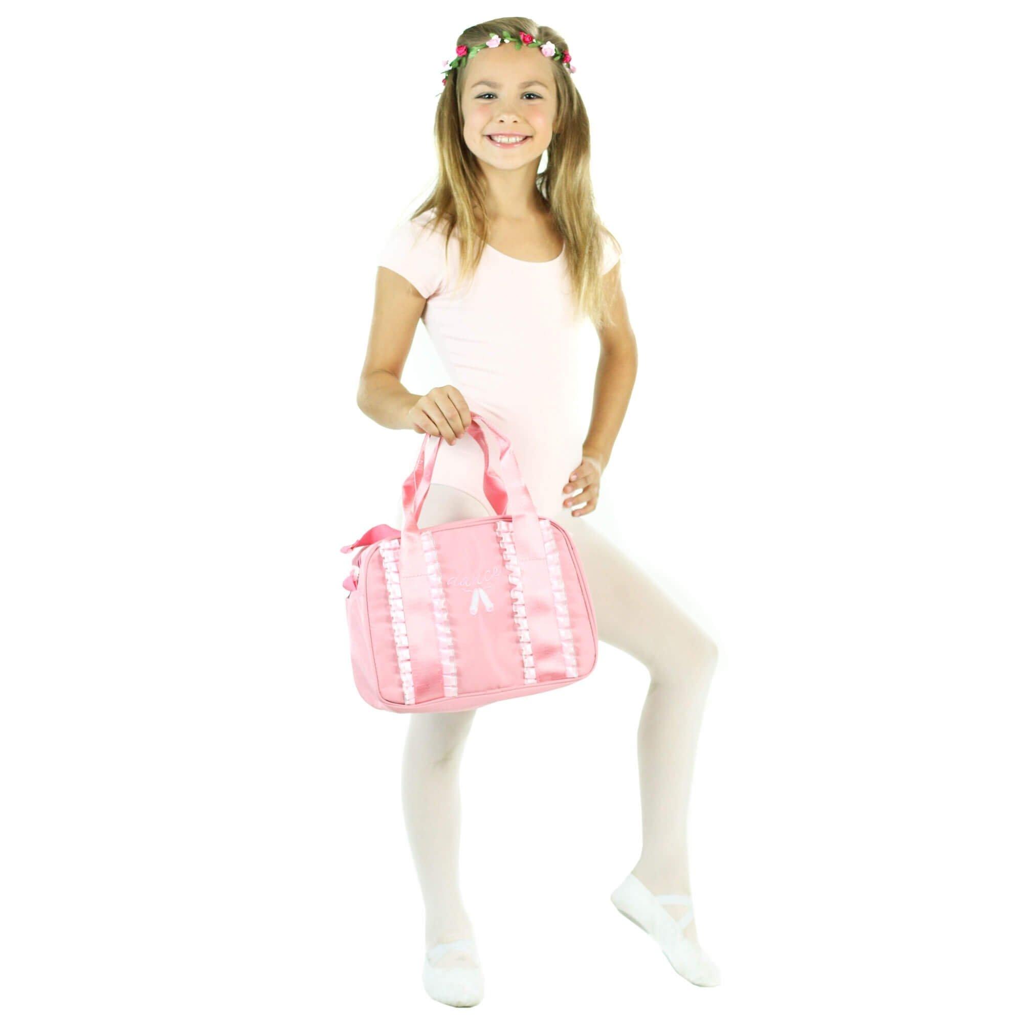 danzcue ballet dance duffle bag