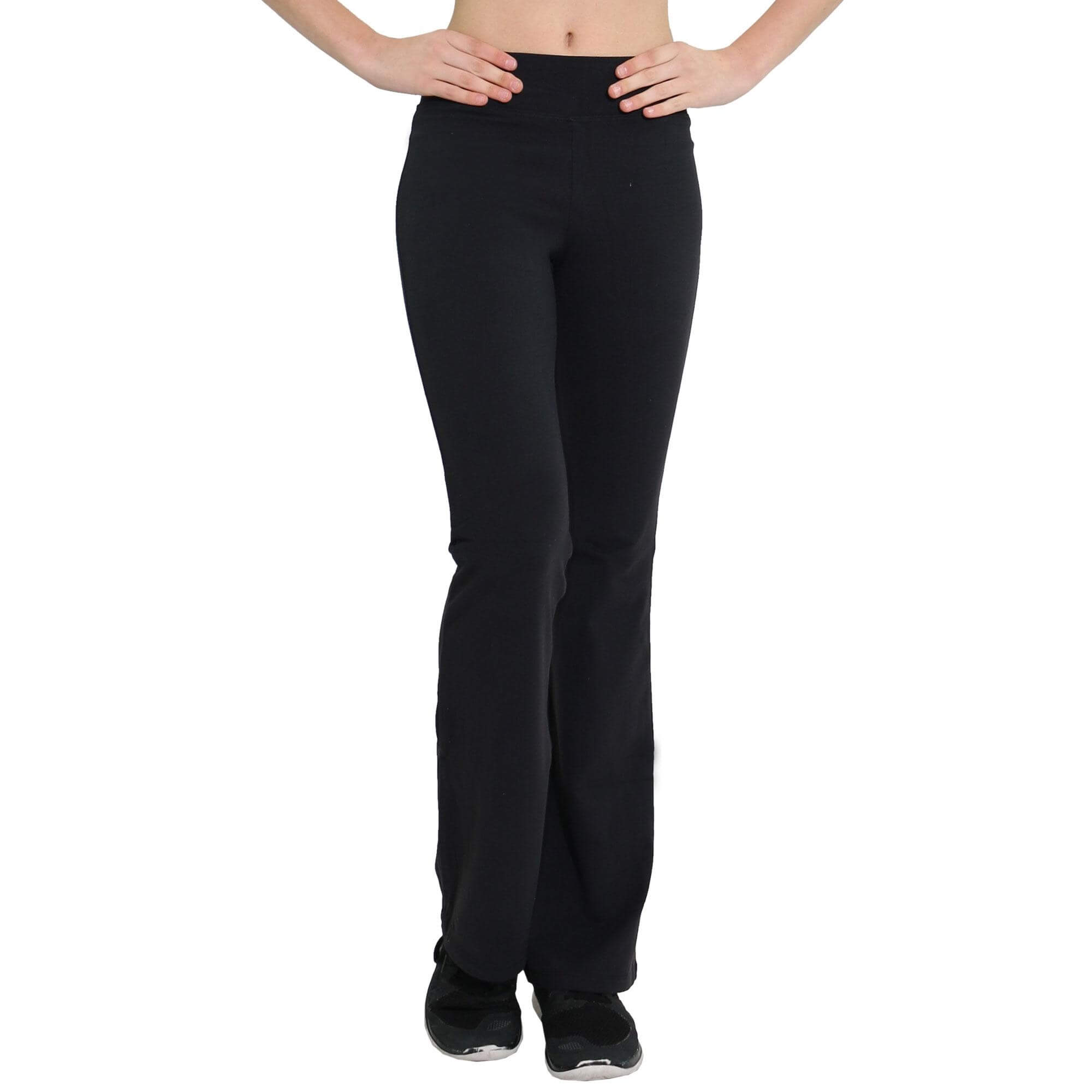 Danzcue Suede Supplex Balance Pants - Click Image to Close