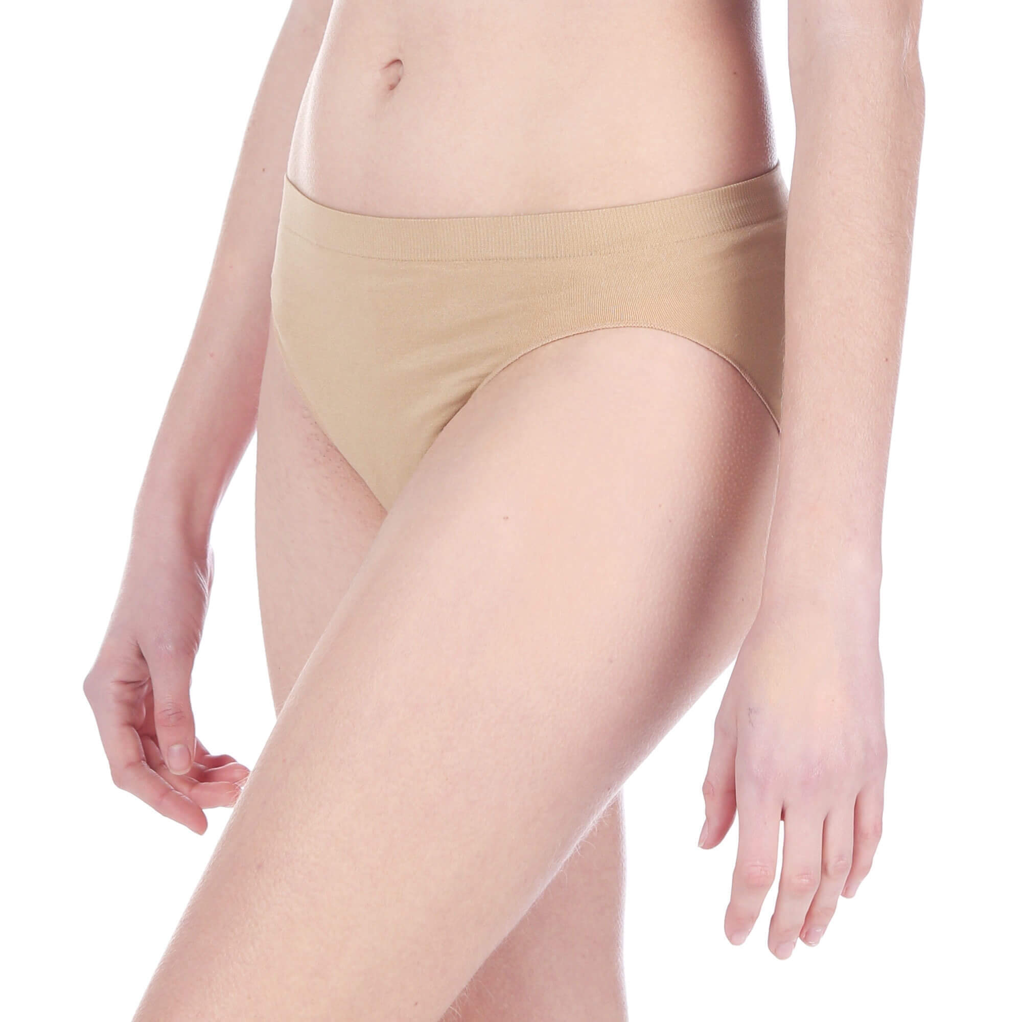 Danzcue Women's Dance Brief - Click Image to Close