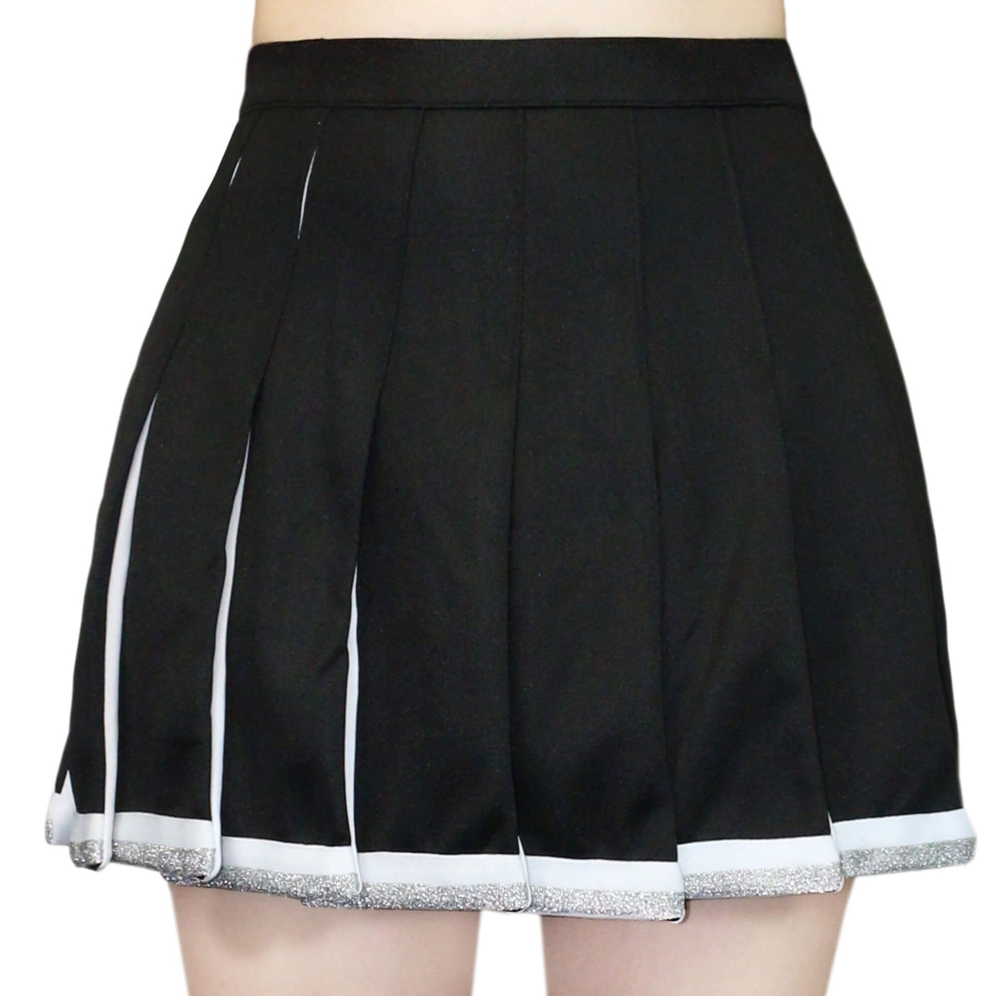 Danzcue Child Cheerleading Pleated Skirt