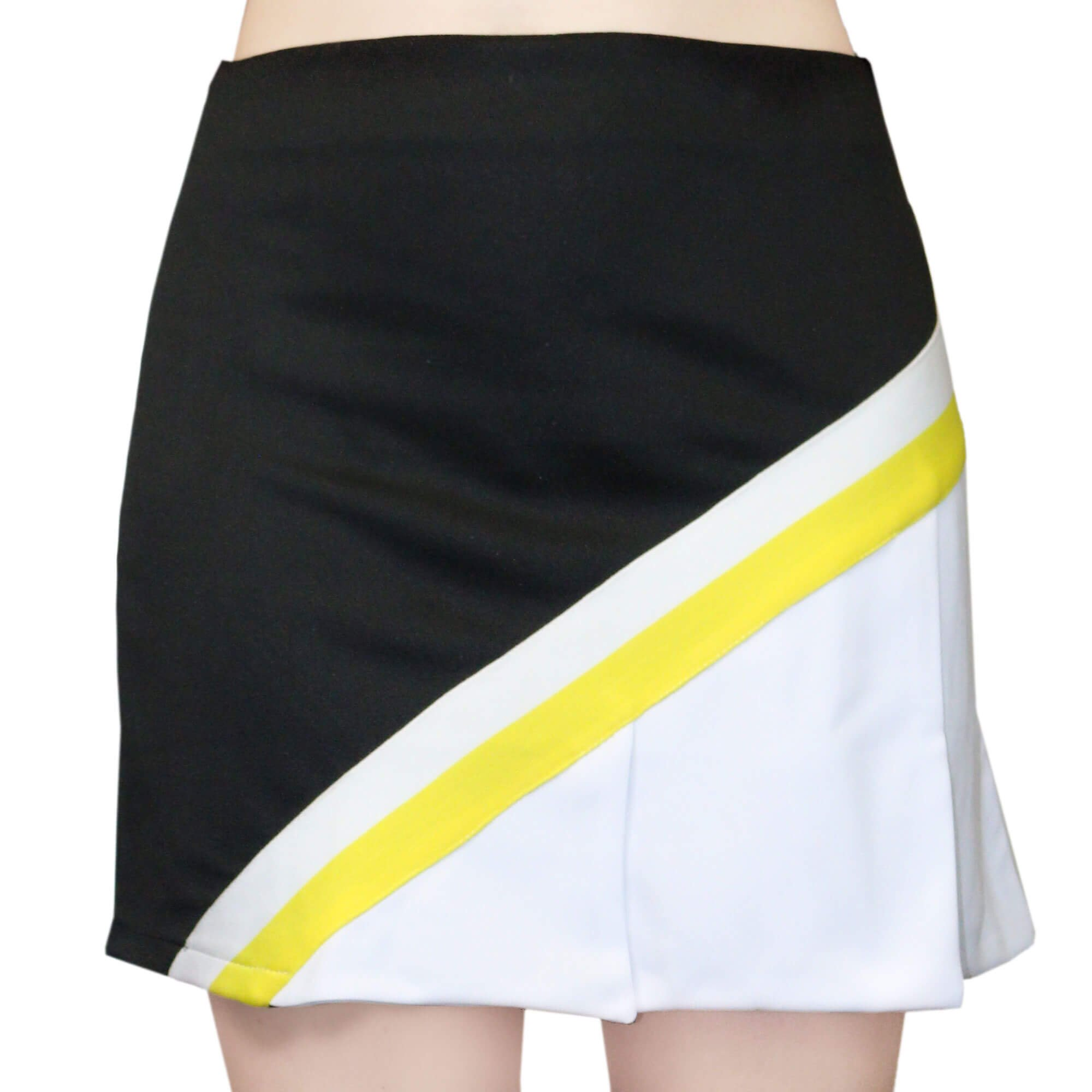 Danzcue Child A-Line Cheerleading Knit Pleat Skirt