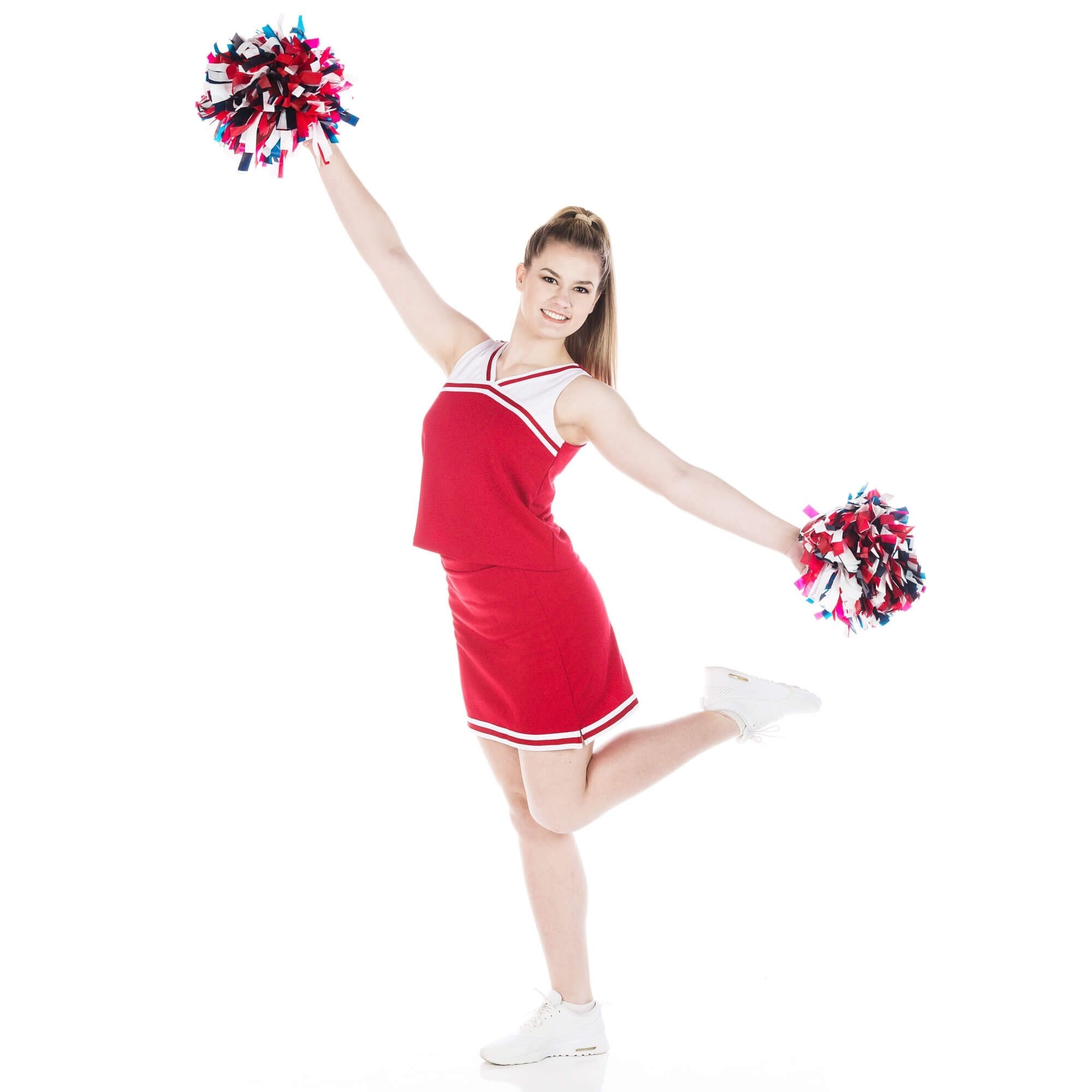 Danzcue Adult Classic Cheerleaders Uniform Set