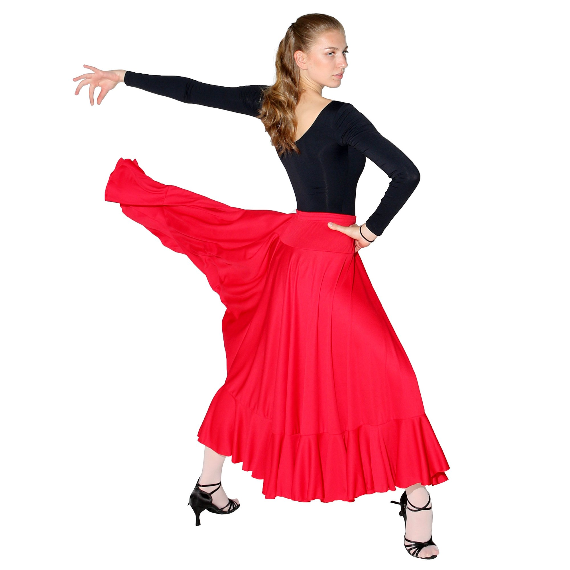 Danzcue Full Circle Flamenco Skirt