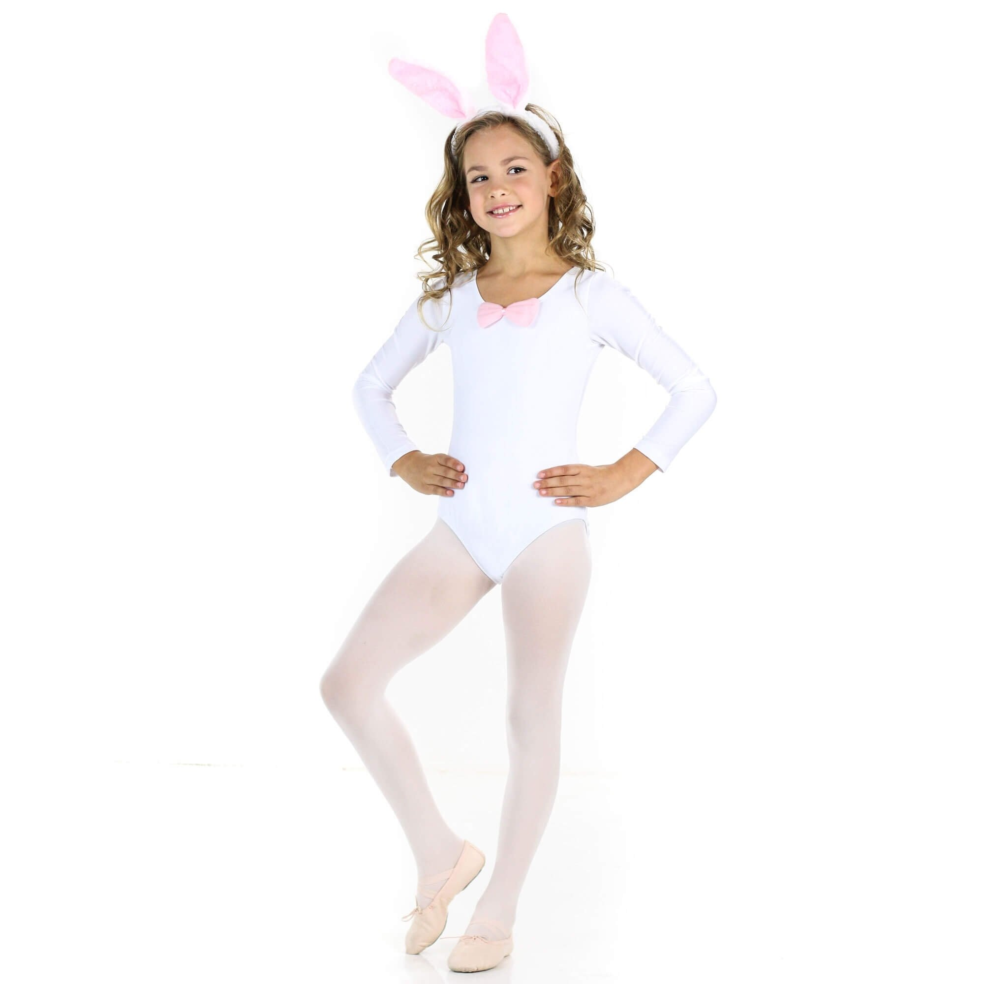 Danzcue Girls Dance Bunny Bow Box Set