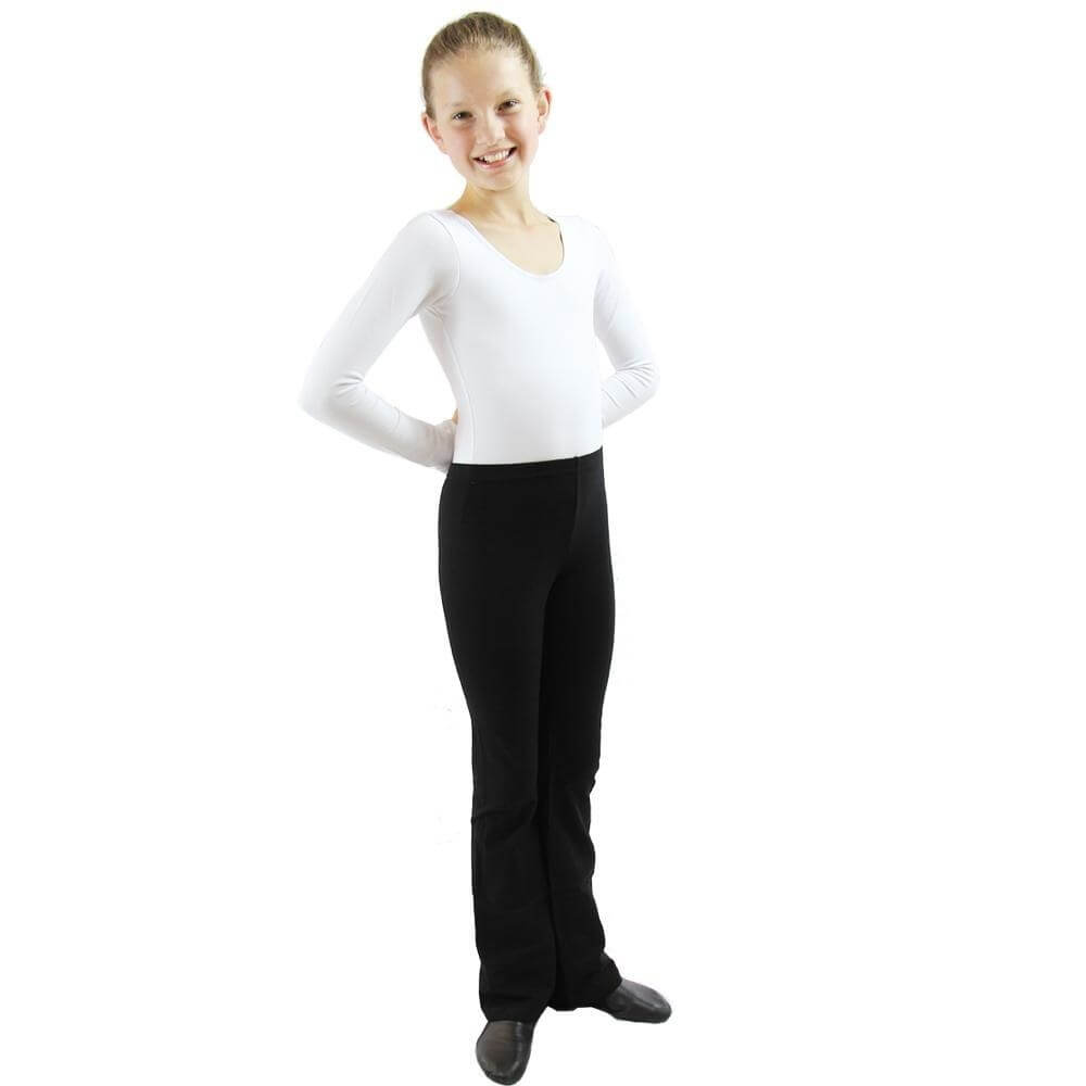 Danzcue Child Black Jazz Pants
