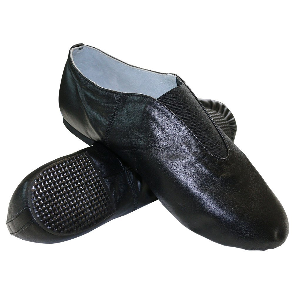 Danzcue Adult Leather Jazz Shoes