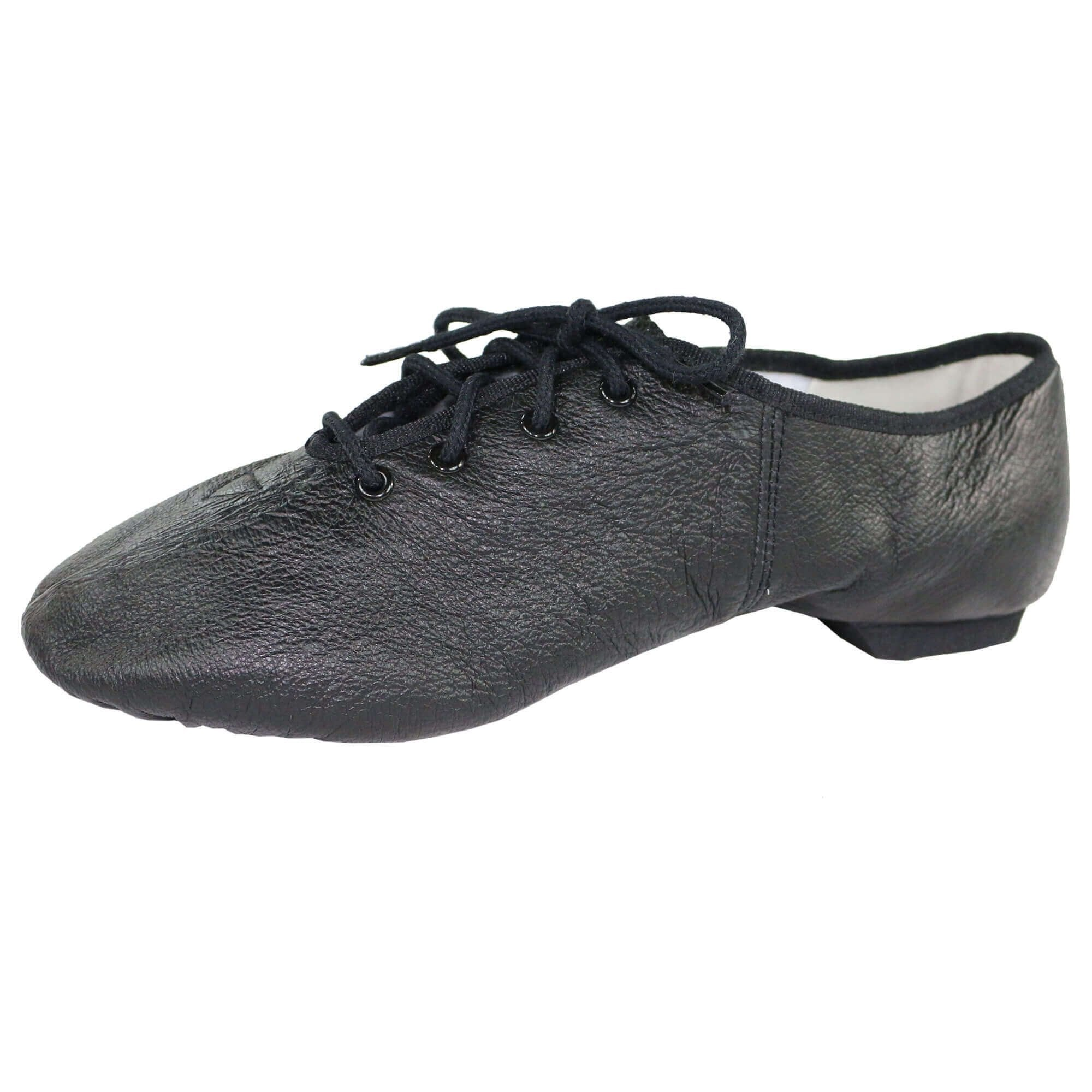 "Danzcue Youth ""Jazzsoft"" Jazz Shoes - Click Image to Close"