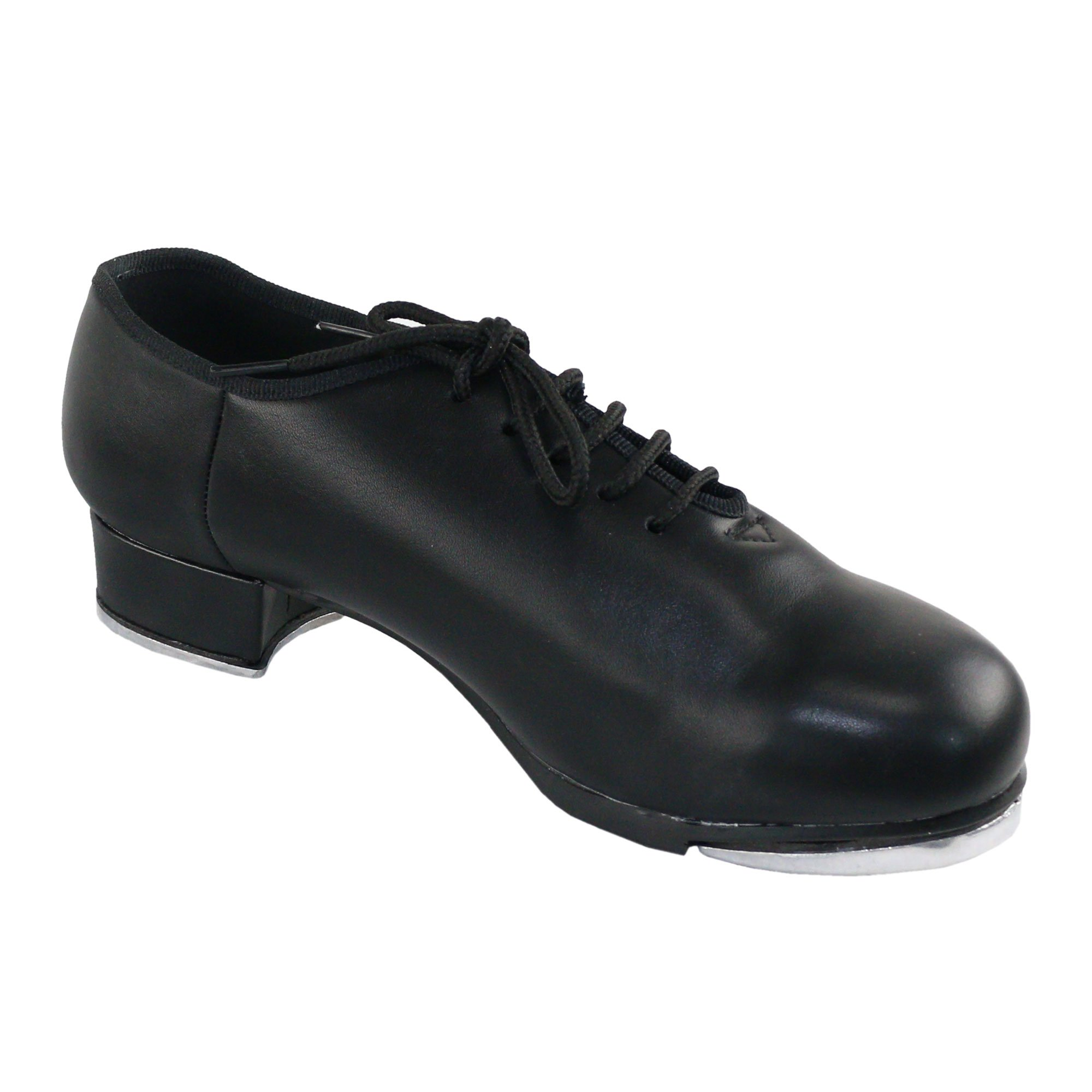 Danzcue Adult Lace Up Tap Shoes
