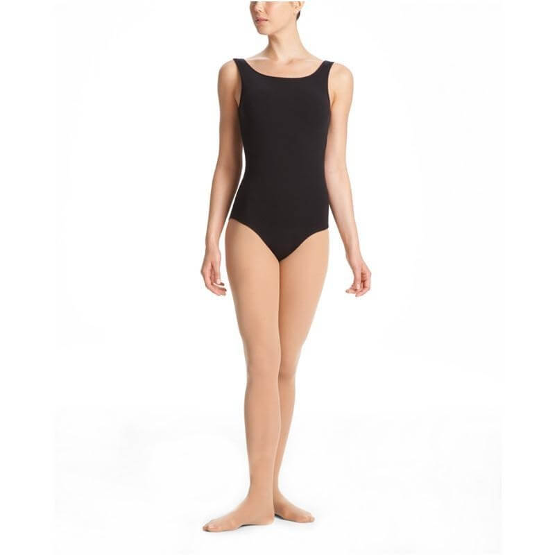 Danskin Women Dance Basics Tank Leotard