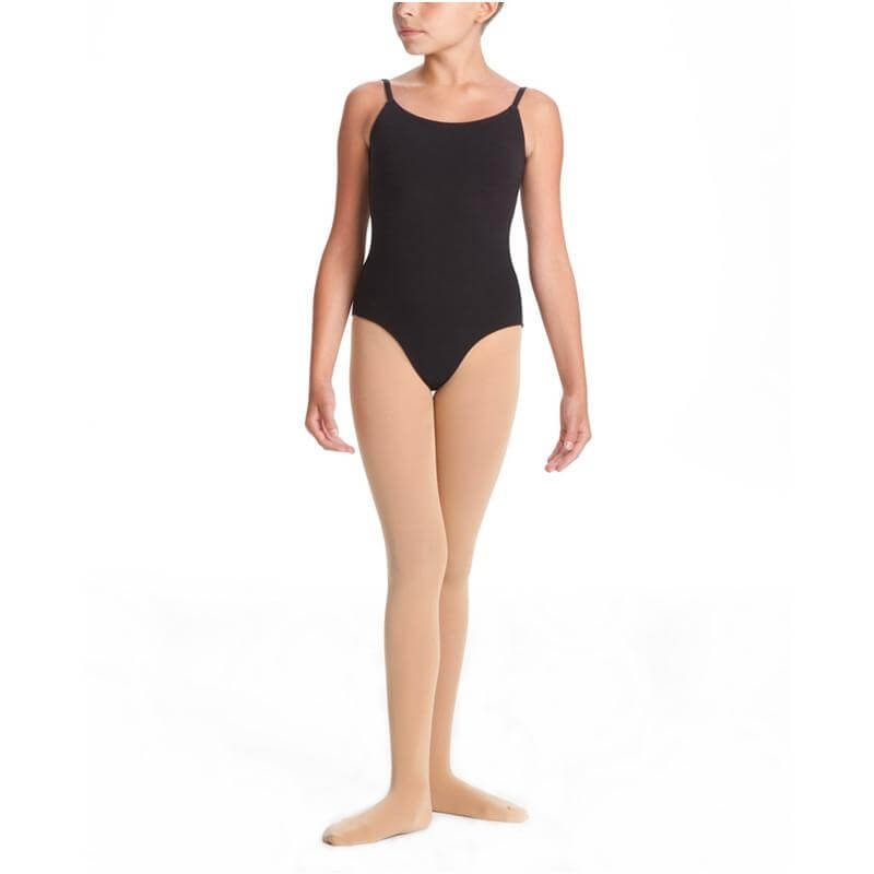 Danskin Girls Dance Basics Camisole Leotard