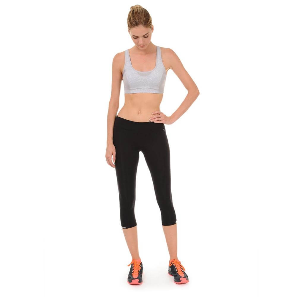 Danskin Women Training 10K Body Fit Capri Legging
