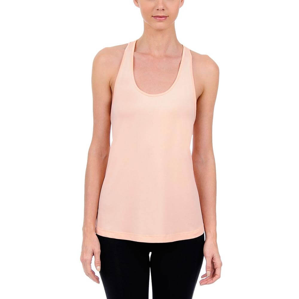 Danskin Women Yoga Run Singlet Top