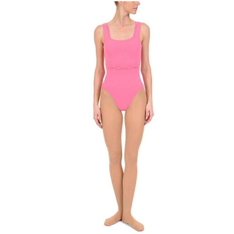 Danskin Square Neck Leotard